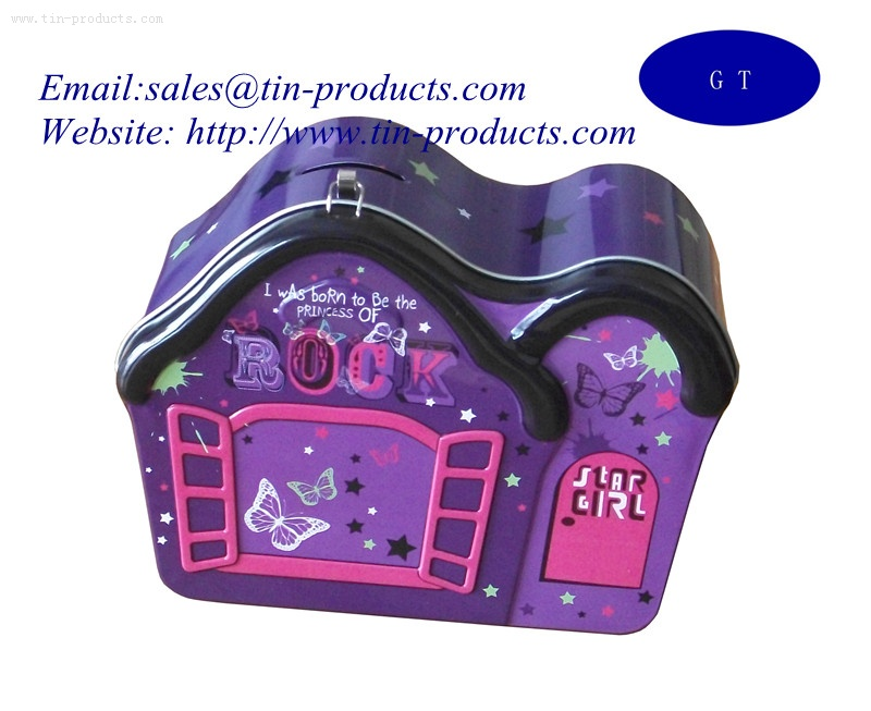 Special  Cute  Lunch Tin Boxes