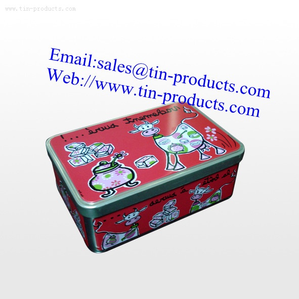 Biscuit Packaging Box with Designs